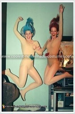 Coolest Treasure Troll Costumes 23