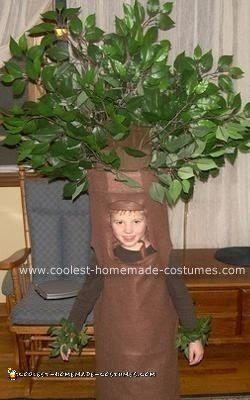 Coolest Tree Halloween Costume