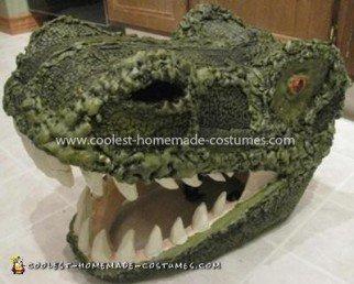 Coolest T-Rex Dinosaur Costume 20
