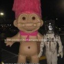 Troll Doll Halloween Costume