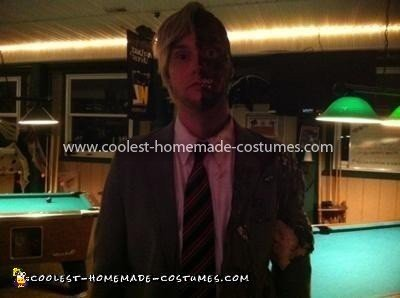 Coolest Two Face Costume 9
