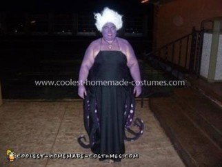 Coolest Ursula from Little Mermaid Costume