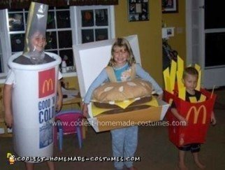 Value Meal Costume