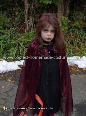 Coolest Vampire Costume 2