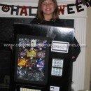 Homemade Vending Machine Halloween Costume