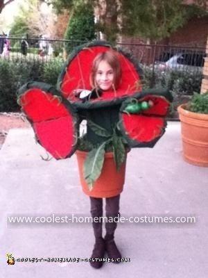 Coolest Venus Flytrap Costume 8
