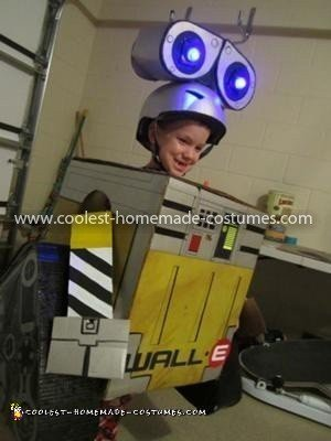 Coolest Wall E Costume 22