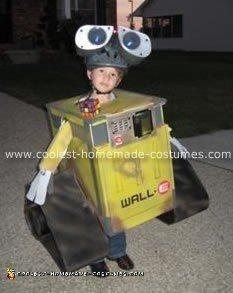 Homemade  Wall-E Costume