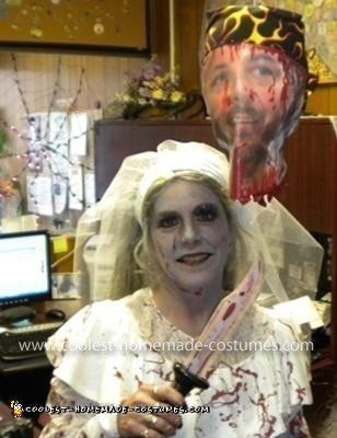 Coolest Wedding Night Costume