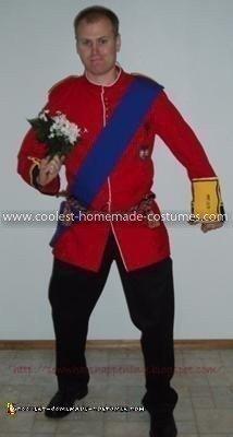 Coolest William Costume