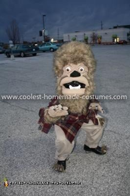 Coolest Wolfman Costume 11