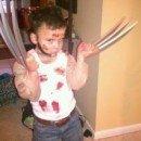 Homemade Wolverine Costume