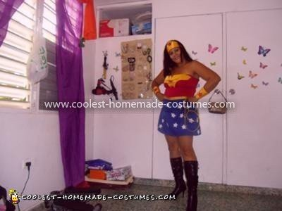 Coolest Wonder Woman Costume 34