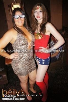 Coolest Wonder Woman Costume 35