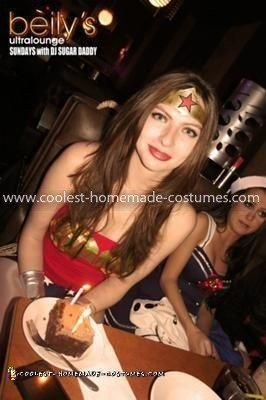 Coolest Wonder Woman Costume 35