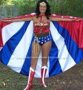 Wonder Women Costume