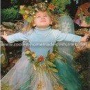 Homemade Woodland Fairy Costume