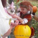 Homemade Woodland Fairy Prince Costume