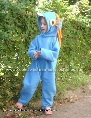 Baby Murloc Costume from World of Warcraft