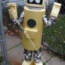 Plex - Yellow Robot from Yo Gabba Gabba