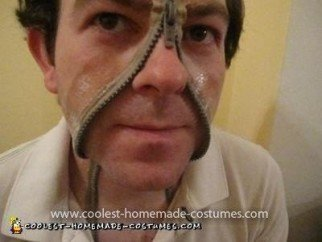 Coolest Zipper Face Costume
