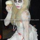Homemade Zombie Barbie Costume