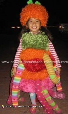 Crazy Caterpillar Costume