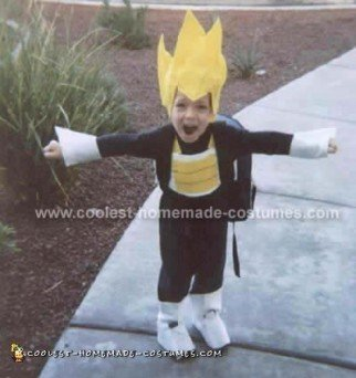 Coolest Homemade Dragonball Z Costume Ideas and How-To Tips