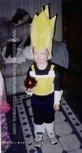 Dragonball Z Costume