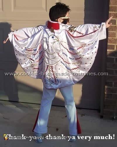 Coolest Homemade Elvis Costume Ideas