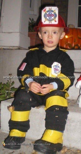 Coolest Homemade Firefighter Costume Ideas