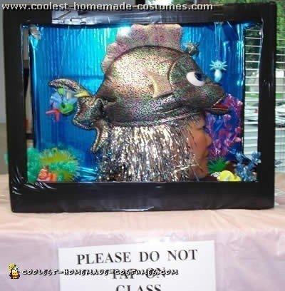 Aquarium Costume