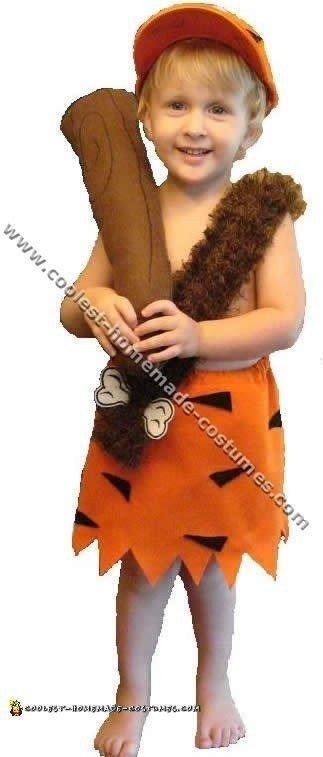 Coolest homemade costumes coolest homemade flintstone - Disfraz picapiedra casero ...