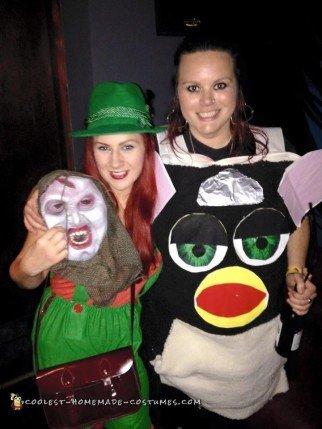furby costume