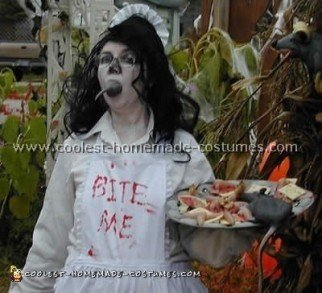 Coolest Homemade Grotesque Costume Ideas