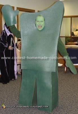 I'm Gumby...