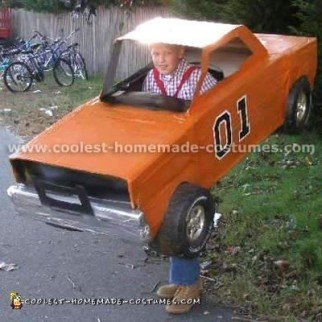 Coolest Homemade Costumes and Halloween Costume Pictures