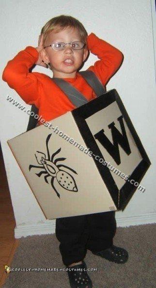 Coolest Homemade Halloween Costumes for Children
