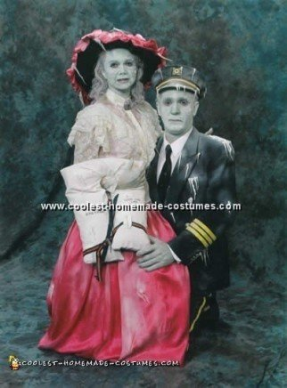 Coolest Homemade Titanic Costumes and Photos