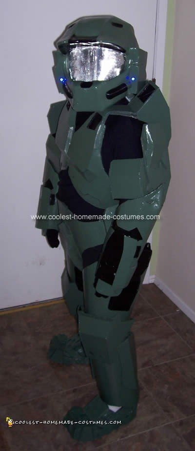 Coolest Homemade Halo Costume Ideas And