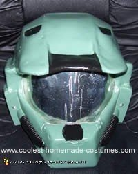 Homemade Halo Costume