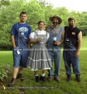 Hillbillys Costume
