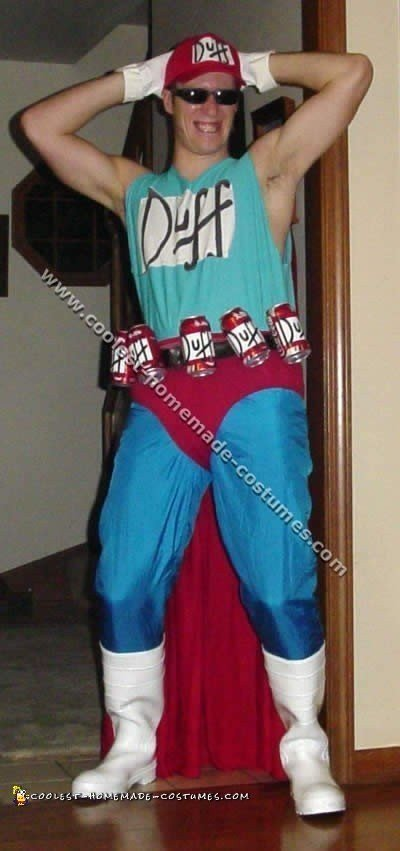 Coolest Homemade Simpsons Halloween Costumes
