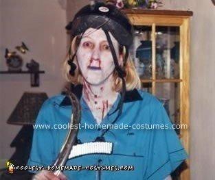 Dead Bicyclist Halloween Costume