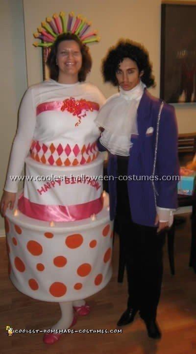 Cake Homemade Halloween Costume