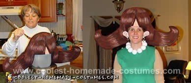 Judy Neutron - Homemade Halloween Costumes