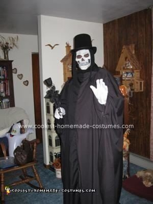 Spooky Gentleman Death Costume