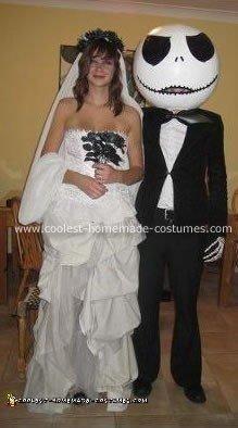 Jack Skellington and Corpse Bride Costume