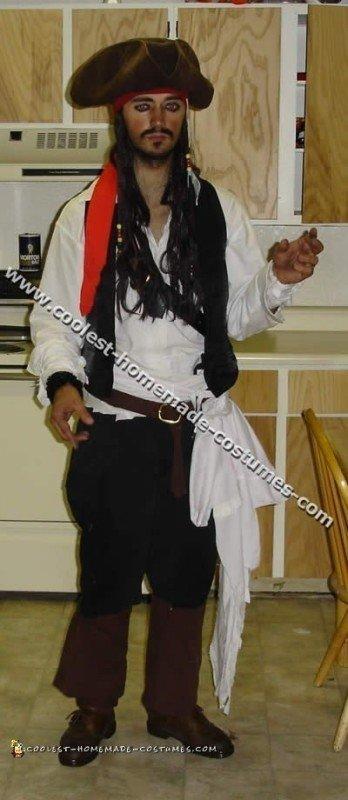 Coolest Homemade Jack Sparrow Costume Ideas