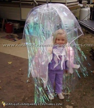 Coolest DIY Jellyfish Costume